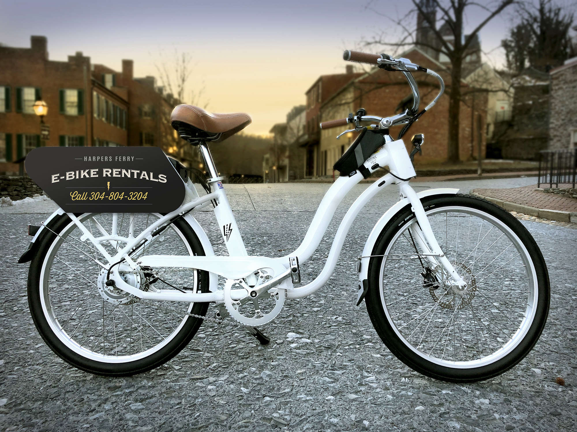 Electric Pedal-assist Bikes